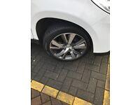 Peugeot 2008 13 plate 1.6 edi
