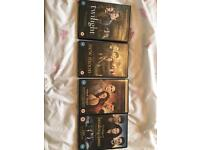 Twilight dvds
