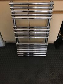 Towel Rail Complete-Chrome Plated on Brass
