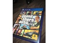 GTA 5 grand theft auto PS4