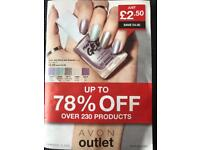 Avon products with Suzy get in touch