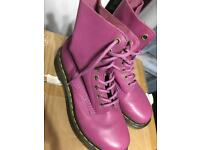 Dr Martens UK size 4/EU 37 Pascal boots hardly worn