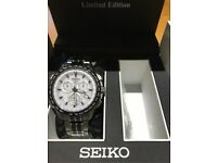 Seiko Astron Solar GPS Gents Watch (Limited Edition)