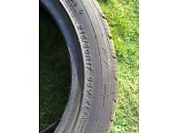 Tires .215 50 17