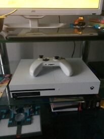 XBOX ONE for sale 1 game forza