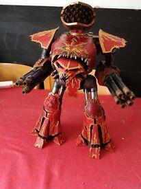 ForgeWorld Chaos Reaver Titan Games Workshop Warhammer 40k
