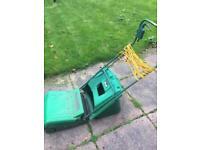 Rotator mower