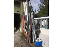 GUTTERING, DOWNPIPES AND JOINERS ETC - VARIOUS
