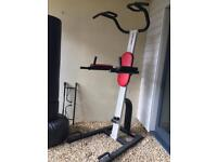 Weider pt800 power tower chin ups pull ups dips multi station