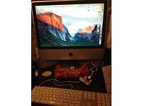 "iMac 20"" 2009, 1TB, Intel Core 2 Duo, 8GB in EXCELLENT CONDITION"
