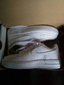 Nike air force 1 Size uk 4.5 New & Boxed