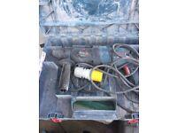Bosch 110 hammer drill