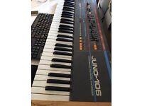 Roland Juno 106 Synthesizer