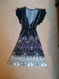 Dress miss selfridge size 10