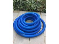 Underground Water Ducting Coil 50/63mm x 30m Blue