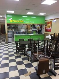 Brand new restaurant for quick sales all fitted and certified