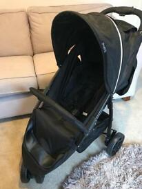 Red Kite Push Me Urban Stroller in black-Brand new, Unboxed