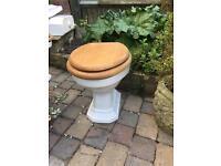 Heritage toilets