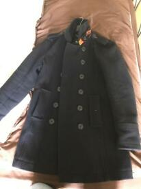Super dry long coat