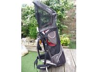 LittleLife Baby Carrier -Cross Country S2 - Excellent condition With Accessories