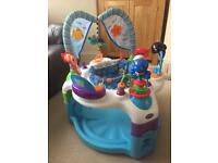 Baby Einstein activity saucer chair