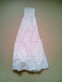 Girls long skirt