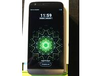 LG G5 Titan 32gb 02 network + Charging Kit and spare battery ONO