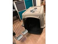 Airline approved medium dog crate