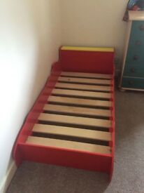 Toddler beds for boy and girl