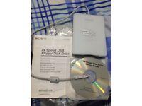 Sony floppy drive
