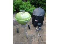 Outdoor Barbecue With Accessories - Great Condition!