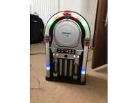retro style speaker