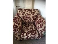 M&S 2 X armchairs