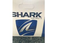 Brand New Shark Motorbike Helmet