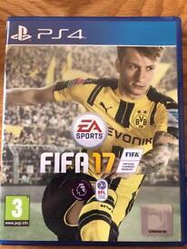 FIFA17 - PlayStation 4.