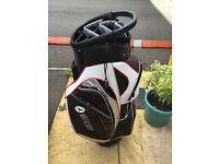 Used Once 2016 Motocaddy Pro Series Cart Bag