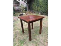 Small Table Wooden Table - free to collect from BS7