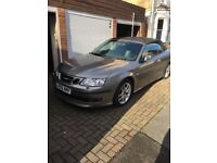 2005 SAAB 9.3 Aero Convertible, 97400mls