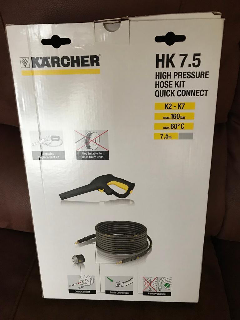Karcher hose kit
