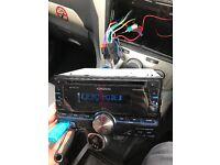 MP3 iPod iPhone car stereo