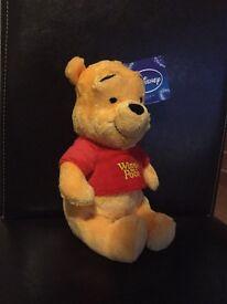Disney Winnie the Pooh soft toy. Brand new!