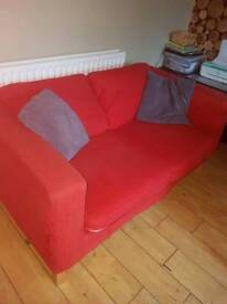 2 seat sofa replaceable cover