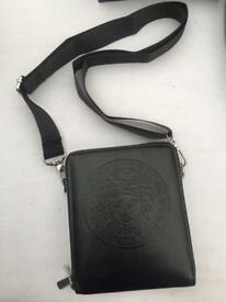 VERSACE SIDE BAG POUCH - VERSACE MESSENGER BAG