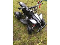 50cc child's quad, Off road motorbike.
