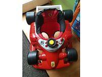 Ferrari baby walker