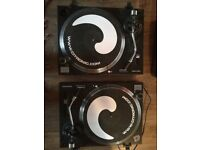 Citronic turntables PD-1mk3
