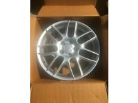 Alloy wheels. 5x112 18 inch. Seat supercopa wheels. Made by BBS. Rare. Fit some Audi VW Skoda etc.