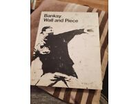 Banksy wall and piece (Hardback cover)