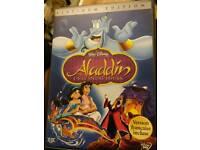 Aladdin Disney DVD