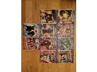 Blu Rays - Comic Book Cover Art Bundle